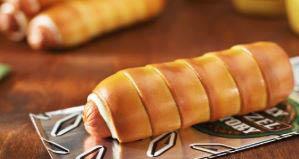 hotdog pretzel, snack, pretzel, yum