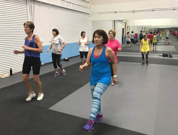 Zumba, exercise class, gym, work out, springfield, va