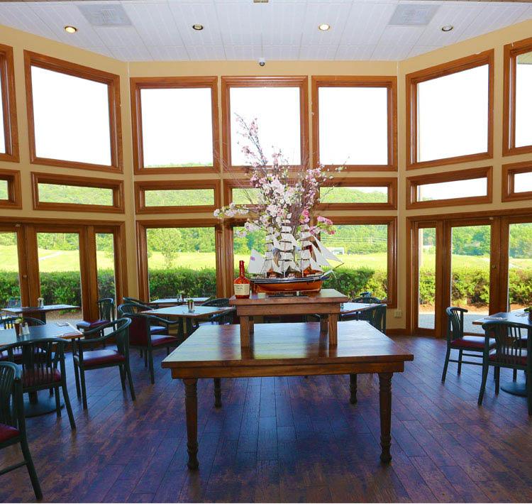 Event Venue at Black Bear Golf Club in Franklin, NJ