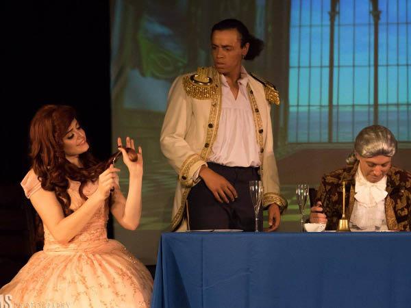 Pickerington Community Theatre characters
