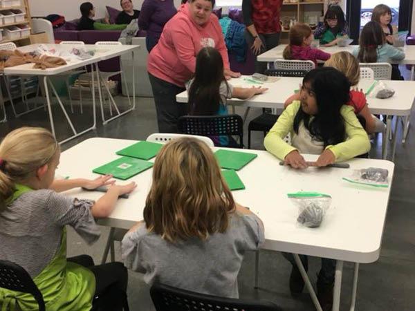 Picktown Art Works art classes