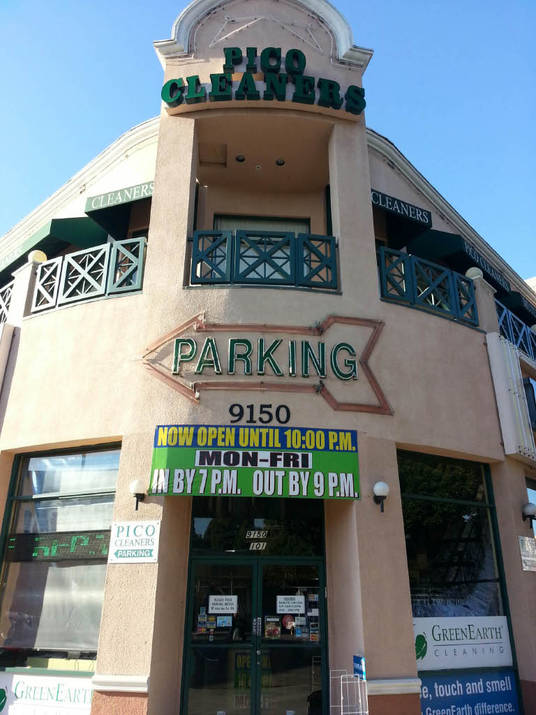 Find Pico Cleaners in West Los Angeles for your next dry cleaning service.