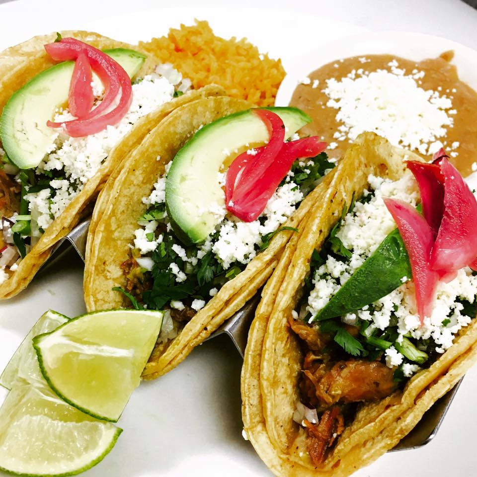 Best Mexican tacos in Racine at Picos Tacos and Cerveza near Mount Pleasant, WI