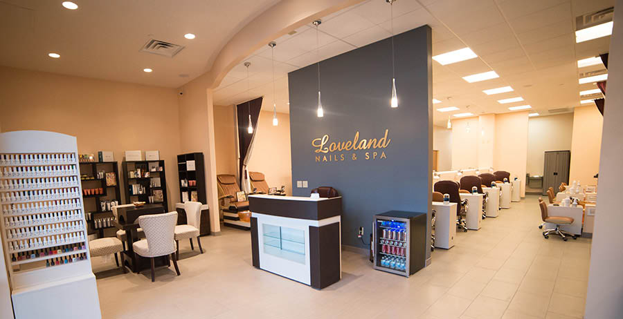 Come to Loveland Nails and Spa for a relaxing experience