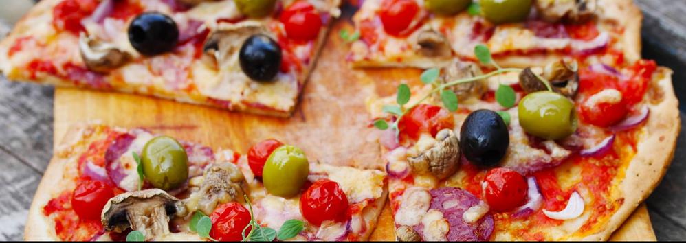 New York pizza near Chalco