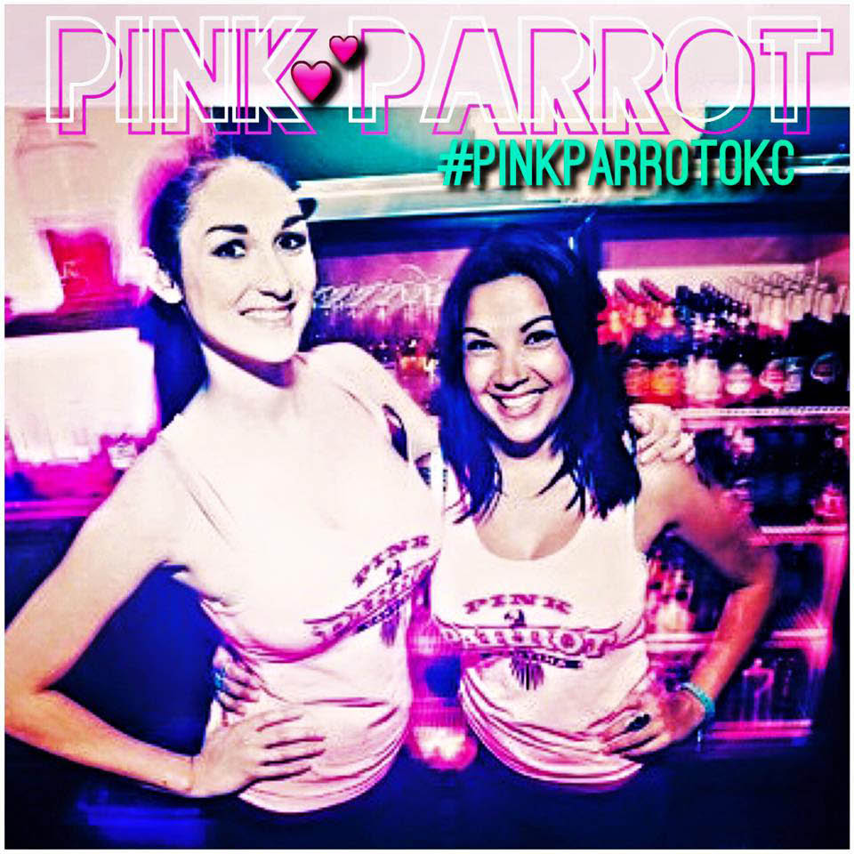 Professional Pink Parrot Dancers in OKC
