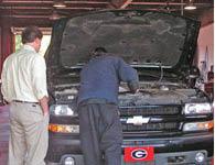 Auto repair near Charleston