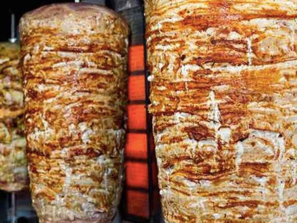 Pita City chicken and beef