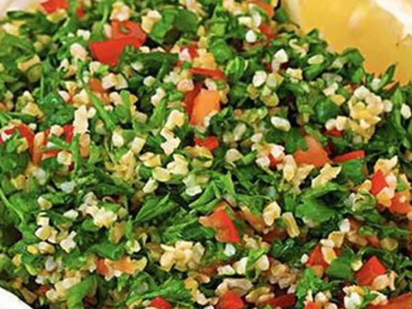 Pita City salads