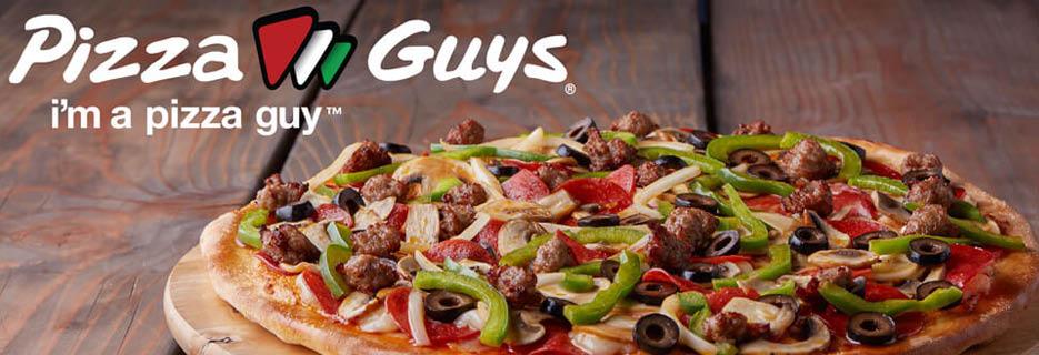 Pizza Guys restaurant in San Pablo, CA banner