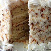 Pizzaiolo's Italian Cream Cake Grand Prairie TX