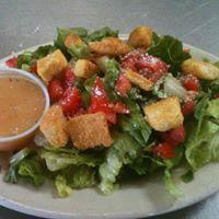 Pizzaiolo's Fresh Salad Grand Prairie TX
