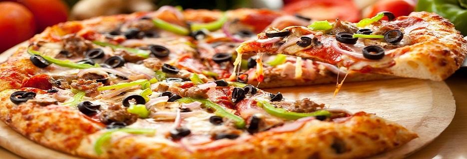 Pizza Night in Winnetka, California banner