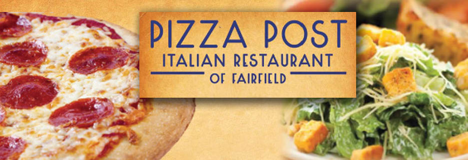 Pizza Post Fairfield, CT banner image