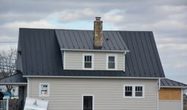 pj's roofing inc frederick county, md metal roofing