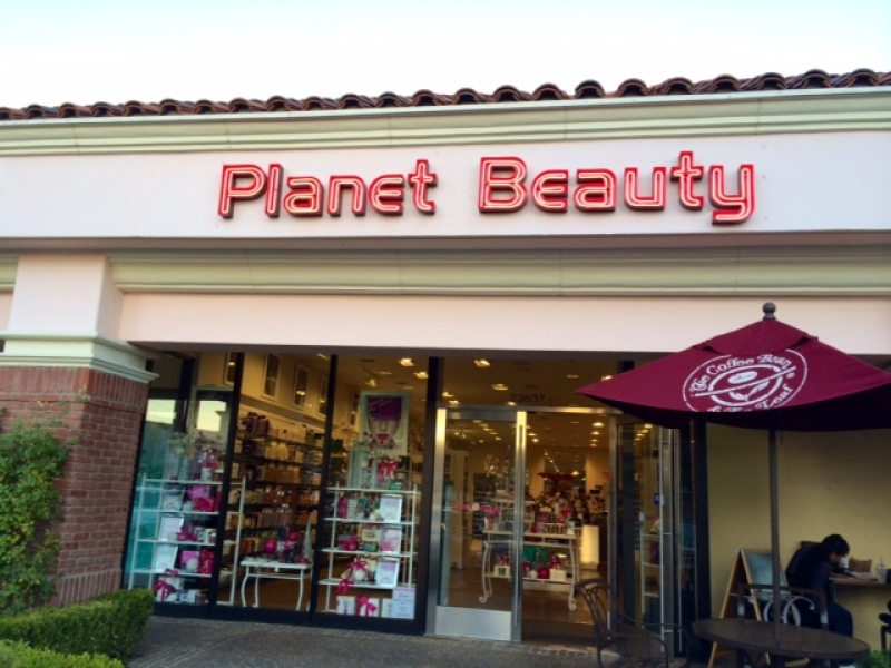 Clabasas Los Angeles Planet Beauty Store Front. Planet Beauty Coupon Beauty Blender Smashbox