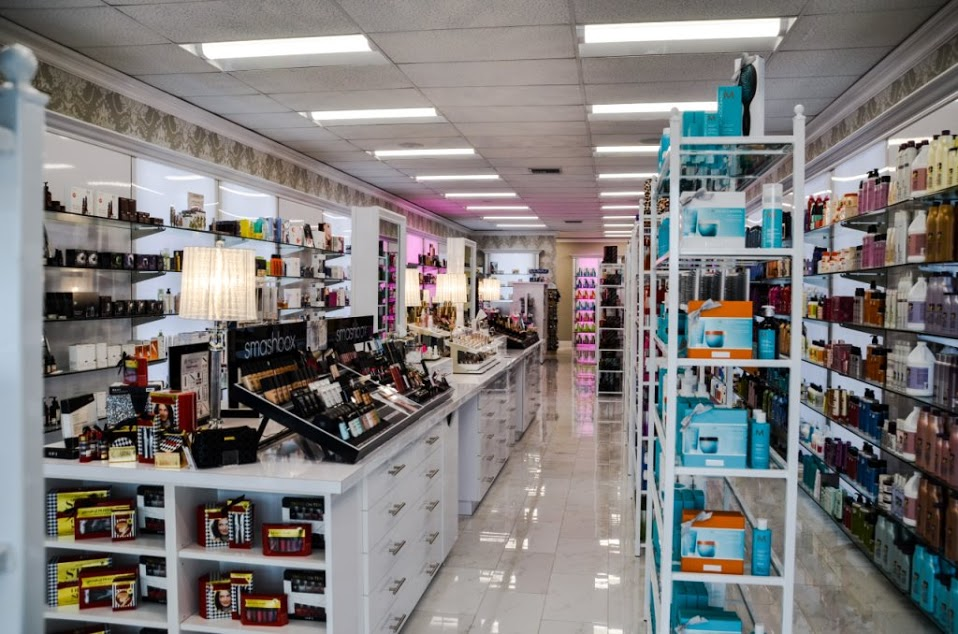 Planet Beauty in Del Mar, CA has aisle after aisle of beauty products Planet Beauty Coupon Beauty Blender Smashbox
