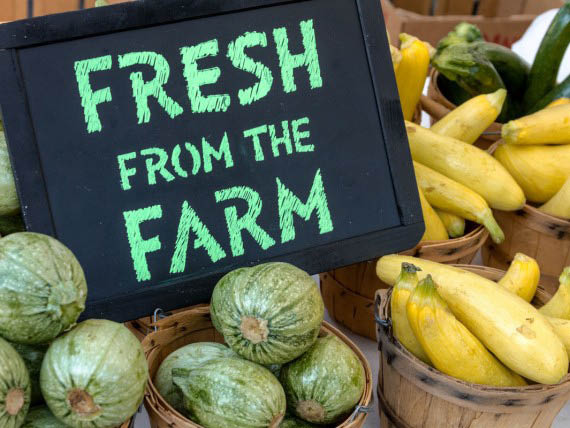Get fresh produce in Pleasant Hill, CA.