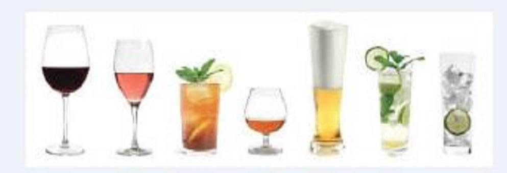 Pleasure Bay Cocktails