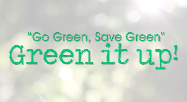 Green it up! Greenstar Home Services offers eco-friendly systems to upgrade your existing home appliances