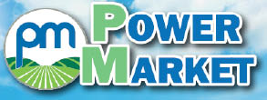 Chevron Power Market logo in Santa Rosa