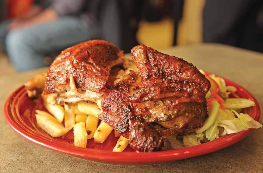 rotisserie chicken near Rancho Mirage