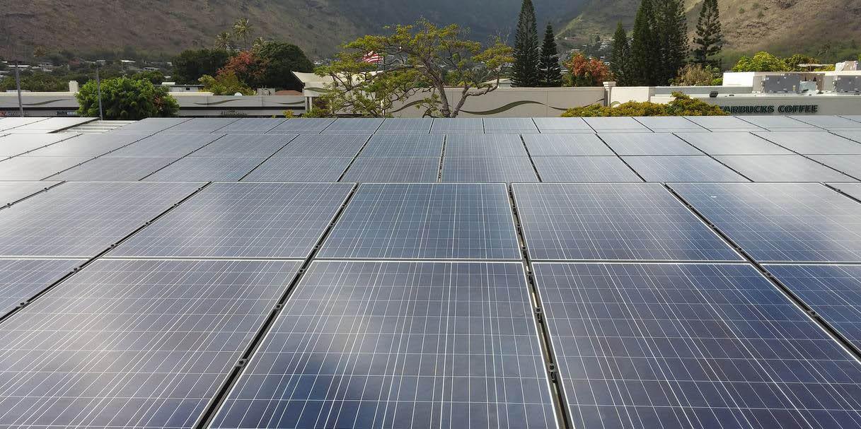 Solar power on Kauai