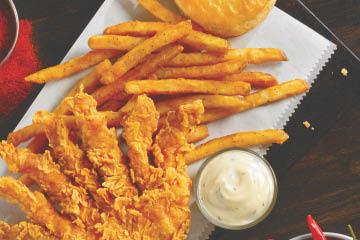 Popeyes Tulsa, OK, Broken Arrow, OK RIP'N Chicken