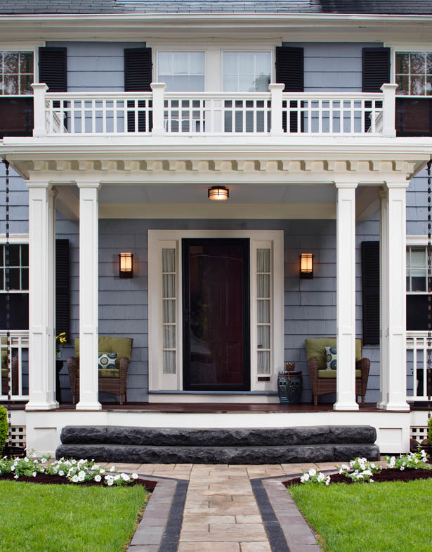 Get porches and porticos for your Virginia home