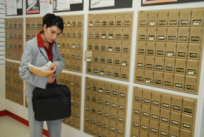 Use Postal Annex for a PO Box for private mailing in Rancho Bernardo.