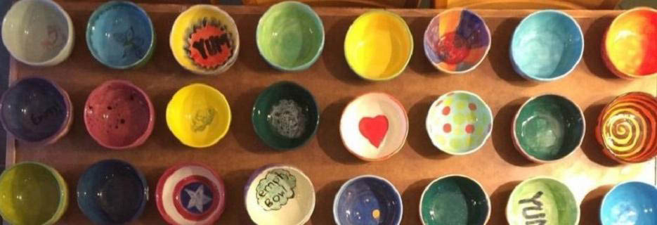 The Pottery Cove bowls photo