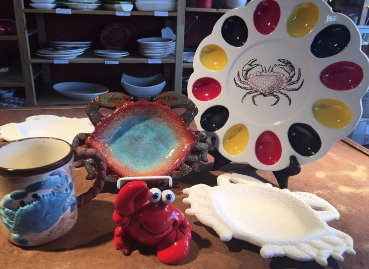 the pottery cove paint your own pottery studio in catonsville, md