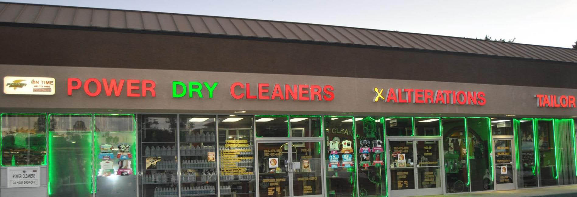 Dry Cleaning  in Foothill Ranch