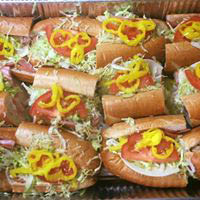 Delicious subs just the way you like them, piled with meats, cheese and garden veggies