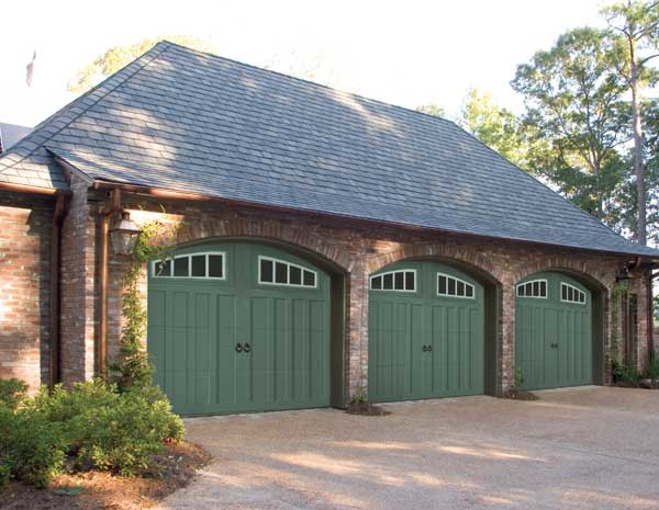 multiple door garage precision garage door rochester ny
