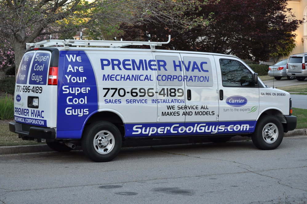 HVAC contractors near Cumming, GA