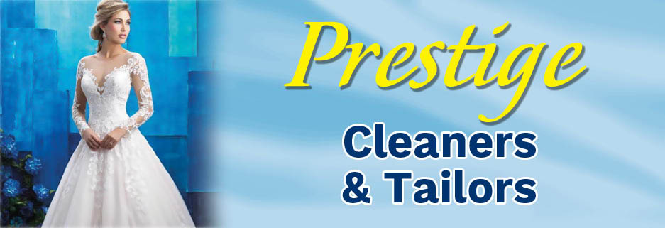 Prestige Cleaners and Tailors, Stamford CT, banner image