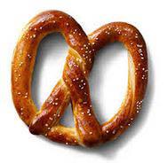 pretzel creamery in Frederick, md pretzel