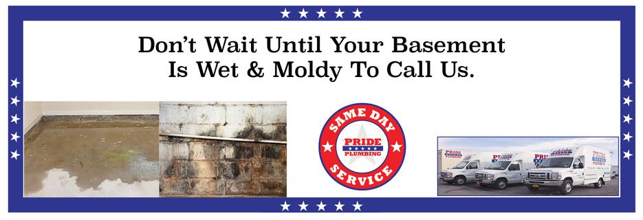 Pride Basement Waterproofing rochester ny valpak banner