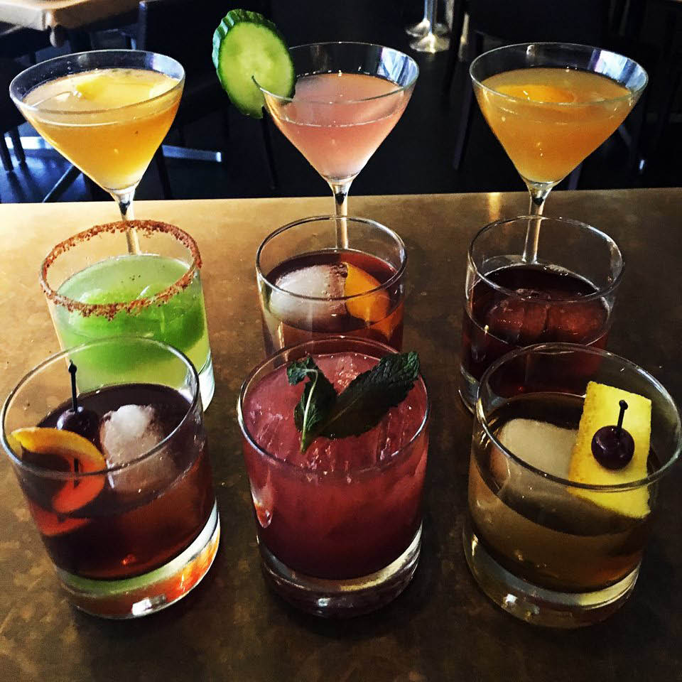 Artisan martinis and other craft concoctions near Chicago IL