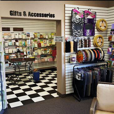 Gifts & Accessories For Your Car or Truck at Grand Prix Car Wash