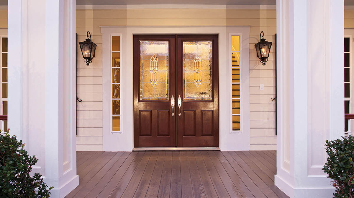 Classic-Craft Series Entry Doors