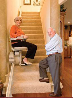 Makes your home accessible with ease and comfort. Stair lift prices are determined by the model and staircase configuration. Our stair lifts offer disabled people the freedom to continue enjoying every floor of their home