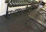 free weights for bodybuilding pro gym los angeles, ca