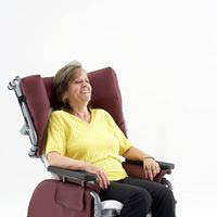 Comfortable seating reduces pressure ulcers