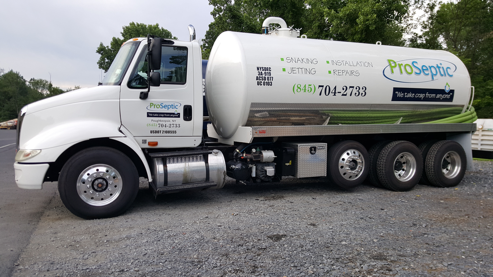 Call us for septic installation, maintenance and repair in Hudson Valley.