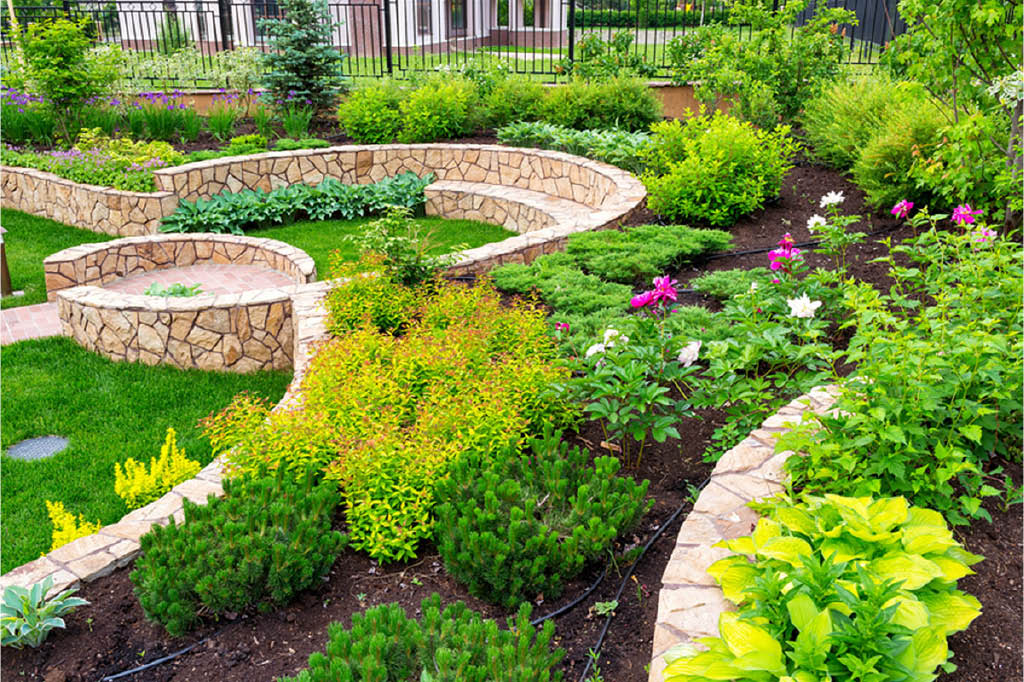 ProVision Landscaping residential landscaping