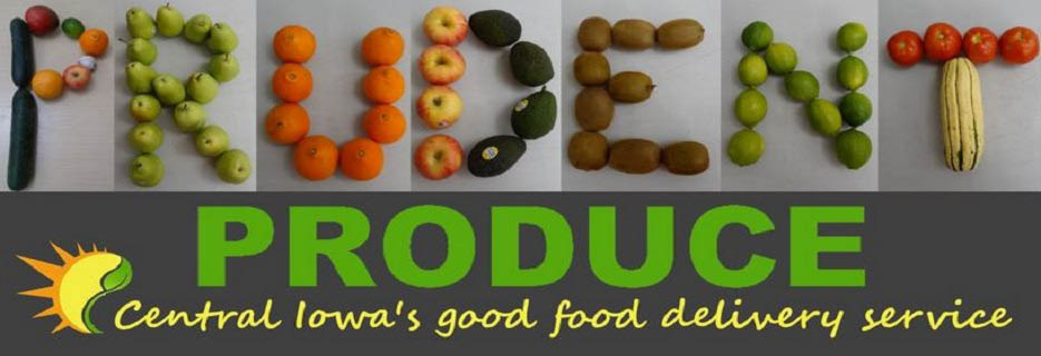 Prudent Produce in Elkhart, IA banner
