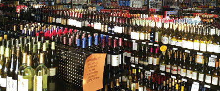 local wine stores party time liquor olathe, ks