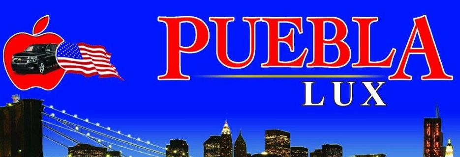 Puebla Luxury Car Service in Brooklyn, NY banner